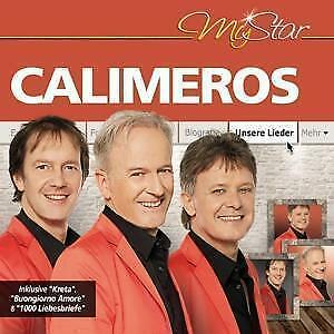 CD Calimeros My Star Best Of Unsere Lieder Hits Raritäten Martina Kreta Natascha