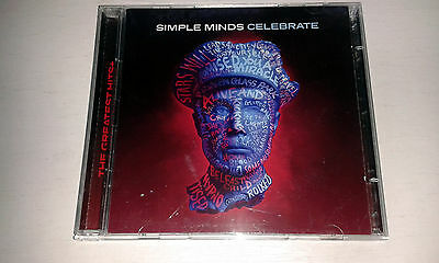 Simple Minds - Celebrate GREATEST HITS ETC. 2CD EDITION