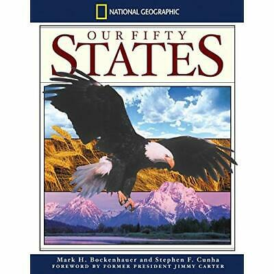 Our Fifty States - Hardcover NEW Carter, Jimmy 2004-10-01