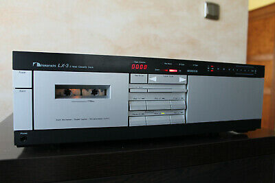 Nakamich LX-3 High-end Tapedeck TOP!!!