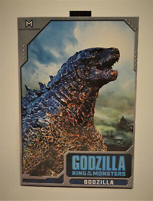"Neca Godzilla King of the Monsters 12"" Head to Tail Action Figure"