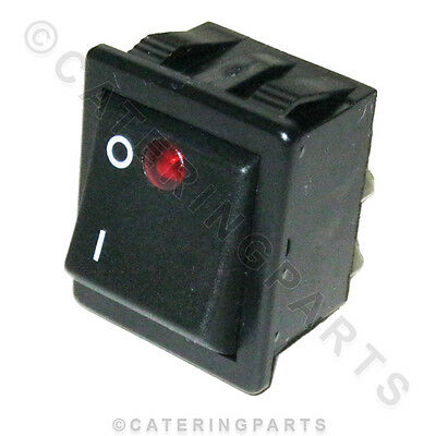 00133 Dualit On/Off Rocker Switch Neon 73002 Contact Grill Sandwich Toasty Maker