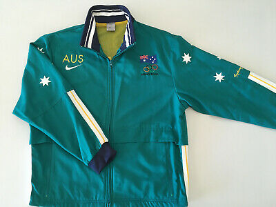 Australia Sydney 2000 Olympic Olympics Jacket Mens Small S By Nike