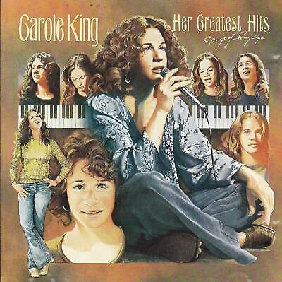 Carole King - Her Greatest Hits CD (Early Disctronics Pressing, No Barcode)