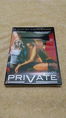 Private (Fallo!) DVD Tinto Brass - UNRATED