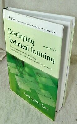 3e Developing Technical Training : A Structured Approach Computer-Based
