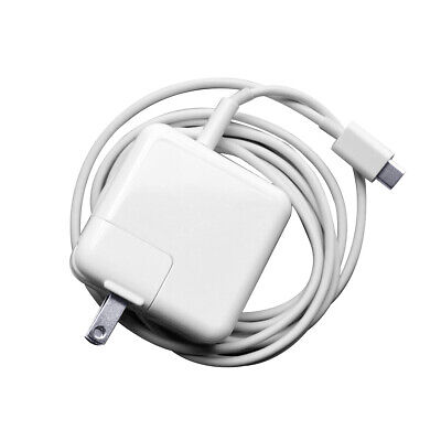 """Type C USB-C 61W Power Adapter Charger for Apple Macbook 12"""" Pro 13"""" PD Charger"""