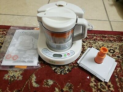 Baby Brezza Small Baby Food Maker Set – steam and blender