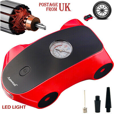 NEW 12v Car 150PSI Air Compressor Tyre Portable Electric Digital Inflator Pump
