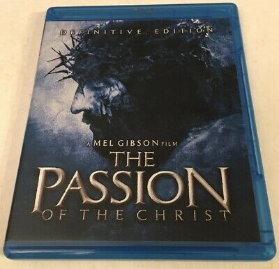 The Passion of the Christ (Blu-ray Disc, 2008, 2-Disc Set)