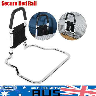 Secure Bed Rail Bedroom Safety Fall Prevention Aid Handrail for Assisting Elder