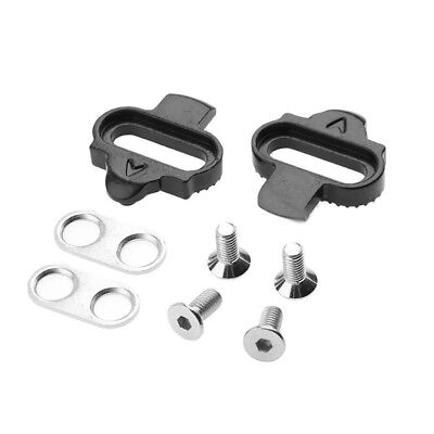 bcdf960aed2 For Shimano Spd Cleats Mtb Bike Bicycle Pedal Multi Release Cleats Kits  Strict