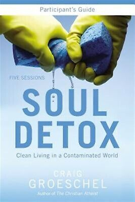 Soul Detox: Clean Living in a Contaminated World by Groeschel, Craig -Paperback