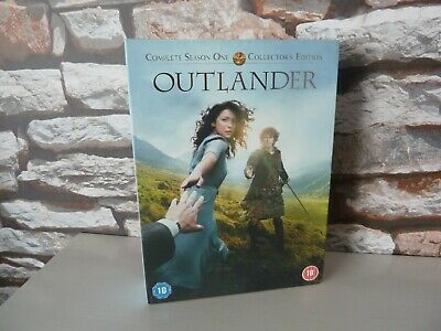 Outlander : Season 1 (Complete) Collector's Edition Dvd. - Fast/Free Posting.