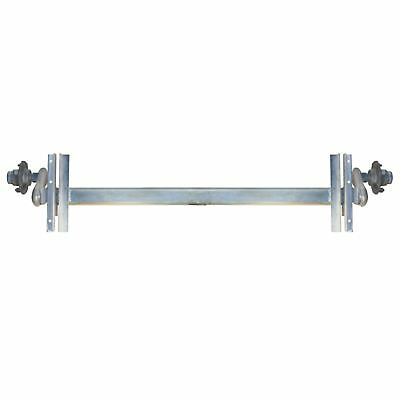 """600kg Trailer Axle Suspension for Snipe Boat & Jetski Trailers with 4"""" PCD Hubs"""