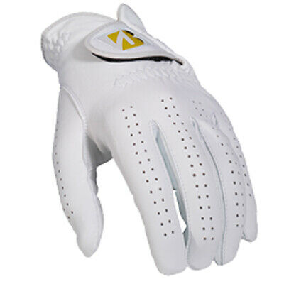 Bridgestone Mens Tour Premium Cabretta Leather Superior Fit Golf Glove LH