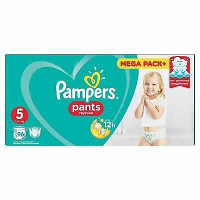 Pampers Baby Dry Pants Size 5, 96 Pants
