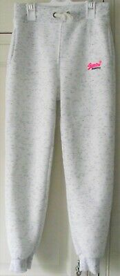 Girls - Superdry Grey Trousers / Joggers - Size 152/158