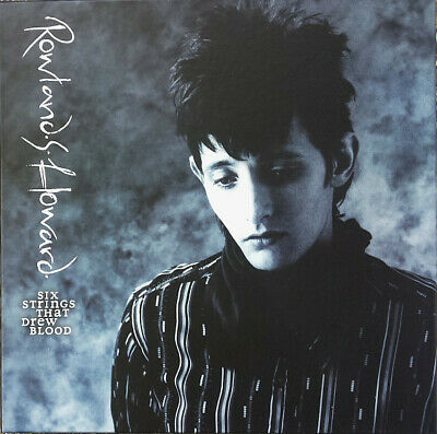 Rowland S Howard Six Strings That Drew Blood L.E.LP box set fast free ship in us