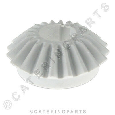 PRISMA FOOD 5I200000 NYLON DOUGH ROLLER GEAR WHEEL 43mm DIA 15mm INT 20 TEETH