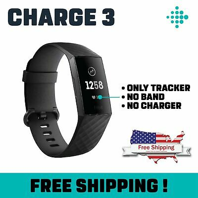 Fitbit Charge 3 Activity Tracker (Pebble Only) Free Shipping