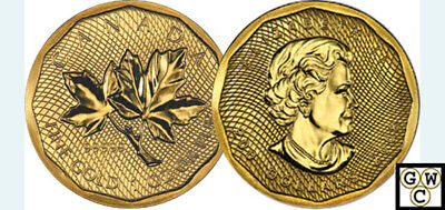2008 Bullion-Issue 1oz Gold Maple Leaf .99999 Fine (5 9's) (12381) (NT)