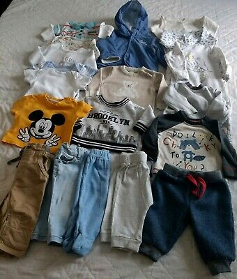 Baby Boy Clothes 0-3 Months Bundle. Fab condition