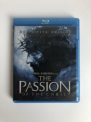 The Passion of the Christ (Blu-ray Disc, 2009, 2-Disc Set, Checkpoint...