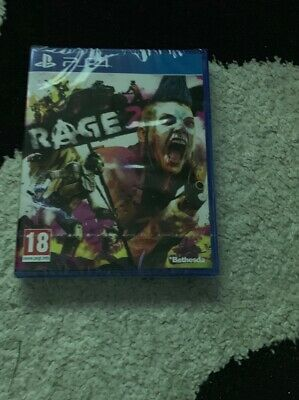 Rage 2 PS4( Brand New And Sealed)