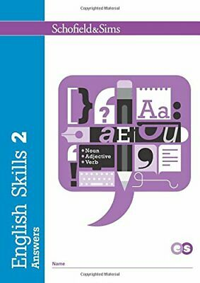 English Skills Book 2 Answers: Year 4, Ages 8-9 by Carol Matchett Book The Cheap
