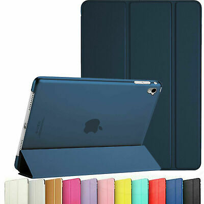 "Leather Smart Magnetic Case Cover For Apple iPad 6th Generation/ iPad 9.7"" 2018"