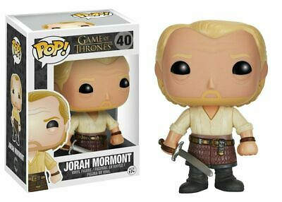Flawed Box Funko Pop! Game of Thrones Jorah Mormont #40 Vinyl Figure
