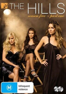 The Hills - Season Five (5) Part One - Brand New & Sealed Dvd (2-Disc) Tv Series