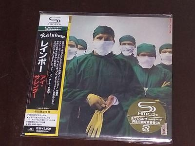 Rainbow Difficult to Cure JAPAN MINI LP SHM CD SEALED BRAND NEW