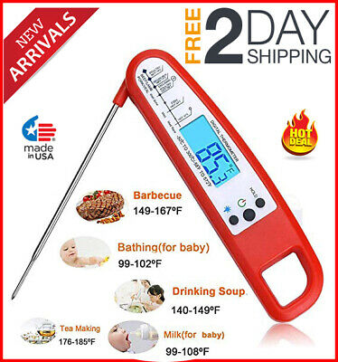 New Digital Instant Read Meat Thermometer  Orionstar FREE SHIPPING