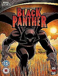 Black Panther  Region 2 Uk Dvd