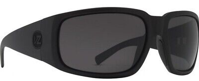 VON ZIPPER PALOOKA PAPA G PSV SATIN BLACK//GREY POLARIZED LENS