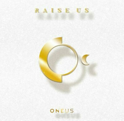 "ONEUS 2nd Mini Album "" RAISE US "" Official Twilight ver - 1 Photobook + 1 CD"