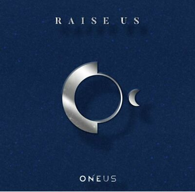 "K-POP ONEUS 2nd Mini Album "" RAISE US "" Official Dawn ver - 1 Photobook + 1 CD"