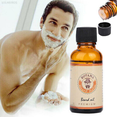Men Beard Nourishing Moisturize Natural Oil Beard Shaped Essence Oil Gift 30ML