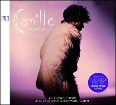 Prince Camille Collector's Edition - Remix And Remasters Expanded New Press 2Cd