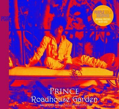 Prince Roadhouse Garden Unreleased Album Collector's Edition New Press 2Cd F/S