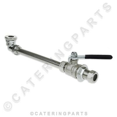 LINCAT DS24 DRAINAGE TAP ASSEMBLY LEVER VALVE TAP FOR CHARGRILL /& FRYER J9 J12