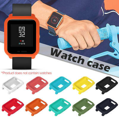 Smart Watch Protector Case For Huami Amazfit Bip Youth Watch PC Shell