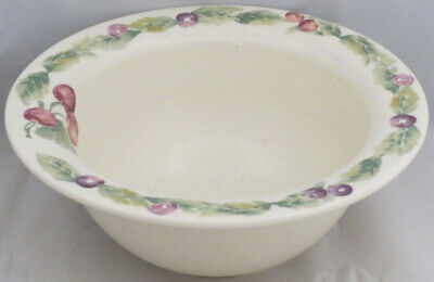 Pfaltzgraff Jamberry Soup/Cereal Bowl