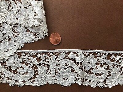 Good quality Duchesse bobbin lace edging COLLECT SEW CRAFT