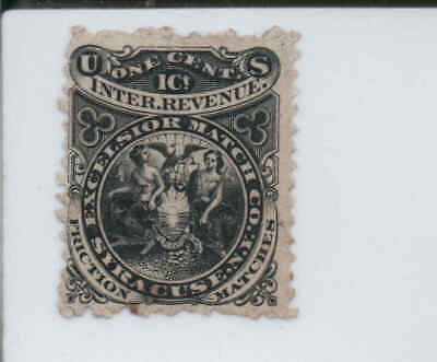 RO82D, Private Die Proprietary Match and Medicine,Excelsior Match