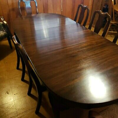 Henkel Harris Mahogany Dining Set