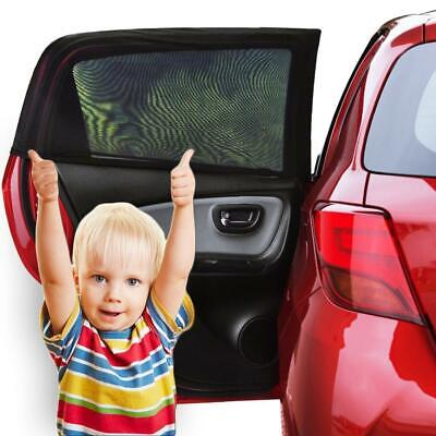 Car Window Shade (2 Pack) - Sun Baby with UV Protection for Your...