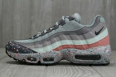 online retailer c135f 8d8dd 41 New Nike Womens Air Max 95 SE Confetti Sneaker Shoes Size 7- 8.5 918413
